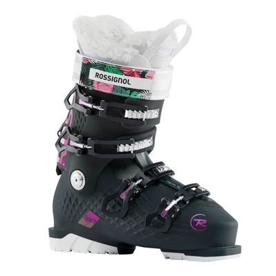 ROSSIGNOL - ALLTRACK 80 W - BLACK/GREEN Femme BLACK/GREEN