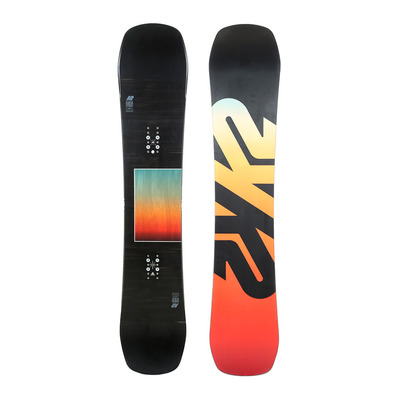 K2 - AFTERBLACK 19/20 - Freestyle Snowboard - Men's