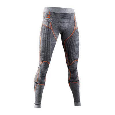 X-BIONIC - APANI MERINO P M - Tight - Men's - black/grey/orange