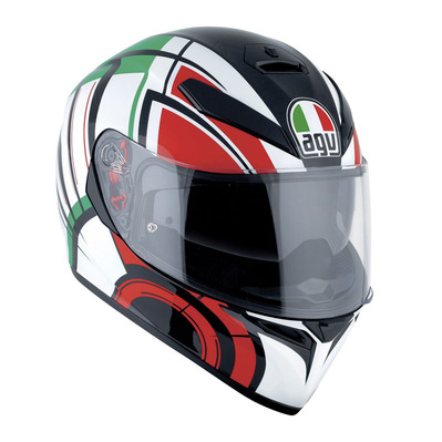 AGV - K-3 SV MULTI - Casco integrale white/italy