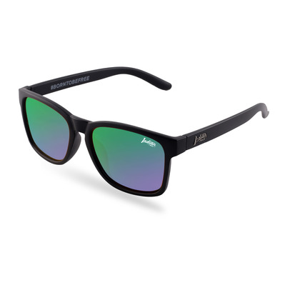 THE INDIAN FACE - FREE SPIRIT - Polarised Sunglasses - black/green