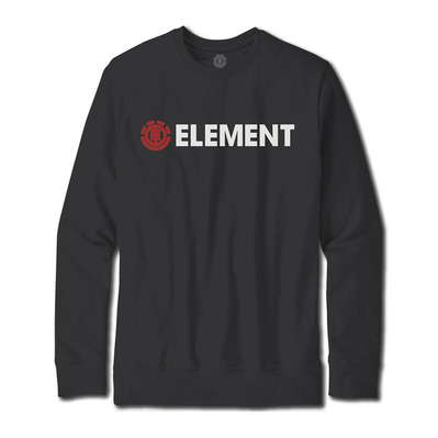 ELEMENT - BLAZIN CREW Homme FLINT BLACK