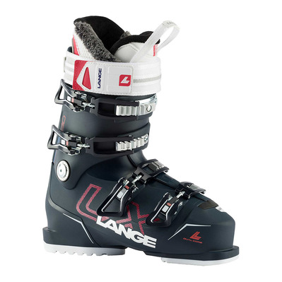 LANGE - LX 80 - Chaussures ski Femme black blue/ciber red