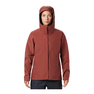 MOUNTAIN HARDWEAR - EXPOSURE 2 GTX - Veste Femme washed rock