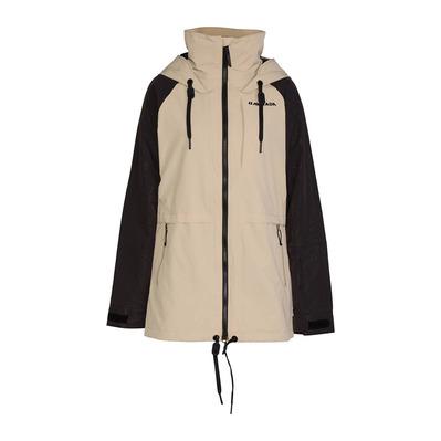 ARMADA Gypsum Snowboard Jacket Femme, Kaki, XS EU: