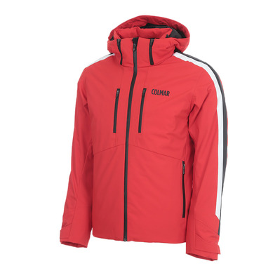 COLMAR - M. DOWN SKI JACKET Homme BRIGHT RED-BLACK-WHI1063-1VC-15