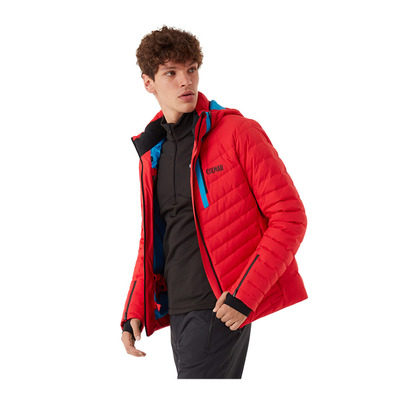 COLMAR - M. DOWN SKI JACKET Homme BRIGHT RED-PEACOCK-B1065U-3VD-15