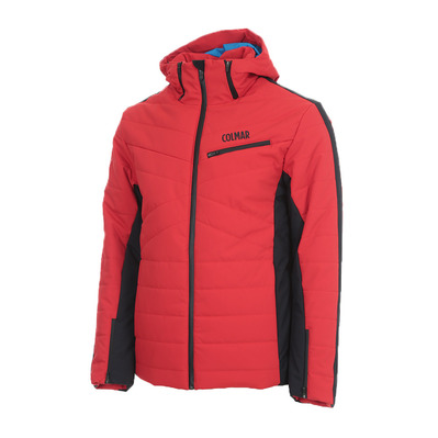 COLMAR - MENS SKI JACKET Homme BRIGHT RED-BLACK1355-1VC-15