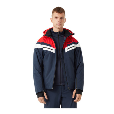 COLMAR - GOLDEN EAGLE - Chaqueta de esquí hombre blue black/bright re