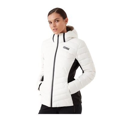 COLMAR - L. DOWN JACKET Femme WHITE-BLACK2871-3VD-01