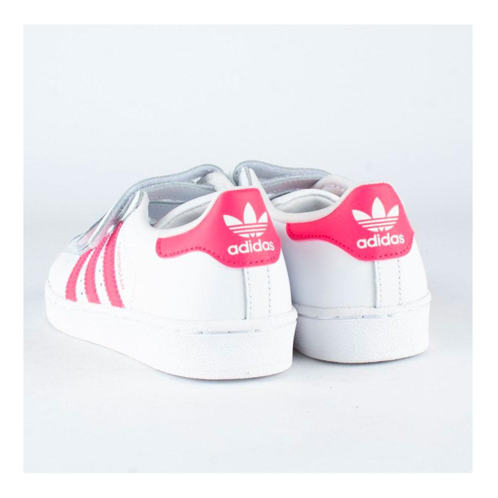 ADIDAS ORIGINALS Adidas SUPERSTAR CF C - Trainers - Junior - white ...