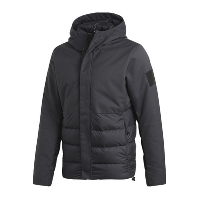 adidas outdoor Damen Climawarm Jacke, CARBON, L: