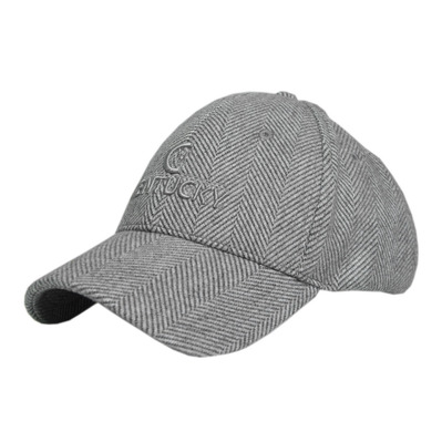 KENTUCKY - WOOL - Casquette Baseball gris