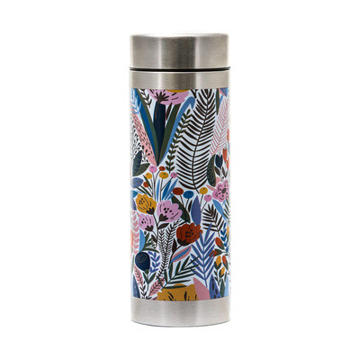 YOKO DESIGN - FLOWER - Tetera isotérmica 350ml star pattern