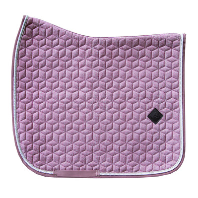 KENTUCKY - WOOL - Tapis de dressage rose clair