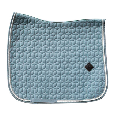 KENTUCKY - Tapis de selle wool dressage blue clair Unisexe bleu clair