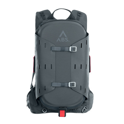 ABS - A.LIGHT 10L - Zaino airbag slate