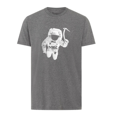 BLACK DIAMOND - SPACESHOT - T-shirt Uomo charcoal heather
