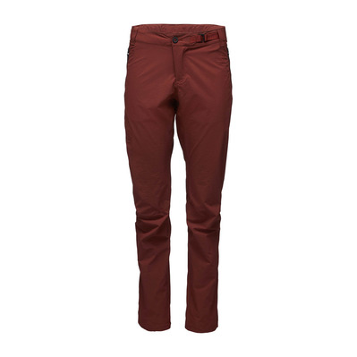 BLACK DIAMOND - TRAVERSE - Pantaloni Donna mahogany