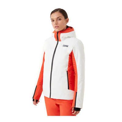 COLMAR - LADIES SKI JACKET Femme WHITE-LOBSTER