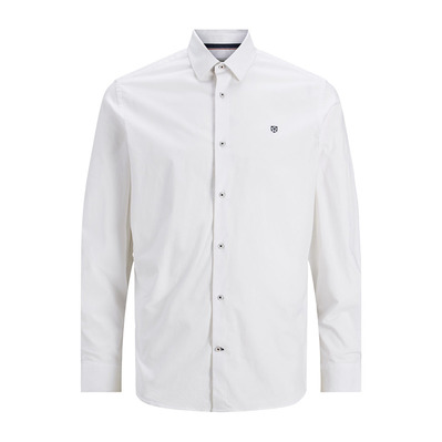 JACK & JONES - JPRBLAWORLD - Camisa hombre white
