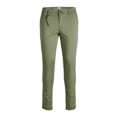 JACK & JONES - 18-0312 TCX - Chino Homme deep lichen green