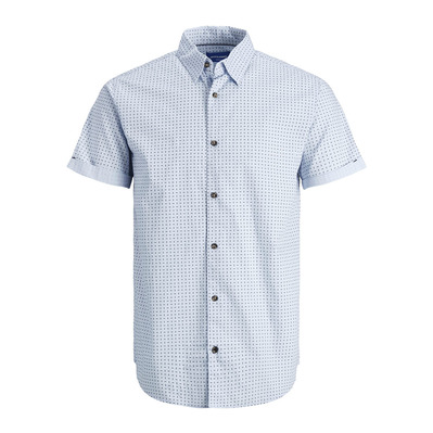 JACK & JONES - MALE JORDUDE - Camisa hombre cashmere blue