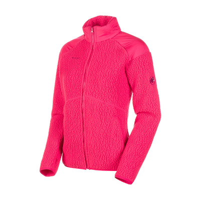 MAMMUT - INNOMINATA PRO - Fleece - Women's - dragon fruit