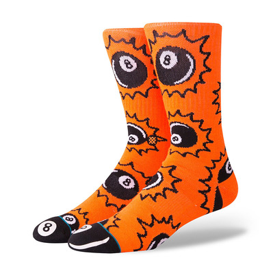 STANCE - ANTHEM SCRATCHES - Calze Uomo orange