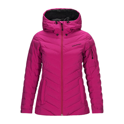 PEAK PERFORMANCE - FROST - Piumino Donna power pink