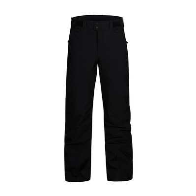PEAK PERFORMANCE - MAROON - Pantaloni Uomo black