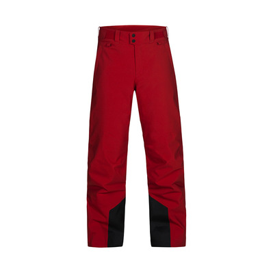 PEAK PERFORMANCE - MAROON - Pantaloni Uomo dark chili