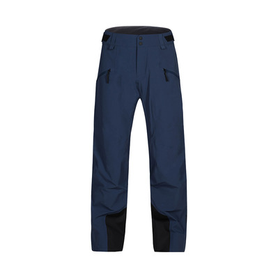PEAK PERFORMANCE - RADICAL - Pantaloni da sci Uomo decent blue