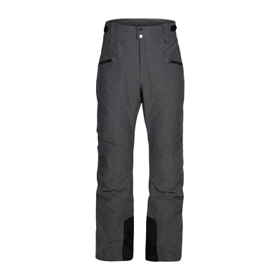 PEAK PERFORMANCE - SCOOT MEL - Pantalon de ski Uomo grey melange