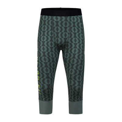PEAK PERFORMANCE - SPIRIT SHORT JOHNS - Calzamaglia Uomo pattern green