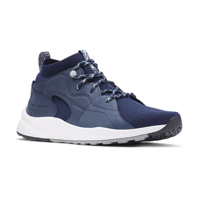 COLUMBIA - SH/FT™ OUTDRY™ MID - Hiking Shoes - Men's - collegiate navy