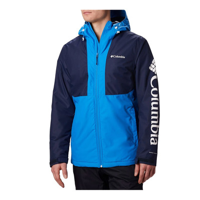 COLUMBIA - TIMBERTURNER™ - Ski Jacket - Men's - azure blue/collegia