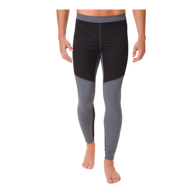 COLUMBIA - TITAN WIND BLOCK™ II - Tights - Men's - graphite/black