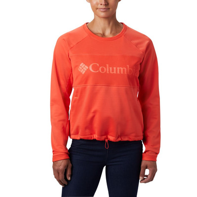 COLUMBIA - WINDGATES™ - Sweatshirt - Women's - bright poppy