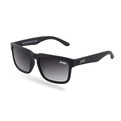 THE INDIAN FACE - POLAR - Polarised Sunglasses - black/black