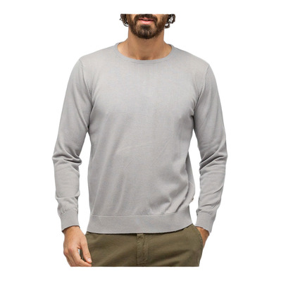 SERGE BLANCO - PUL1101A - Pull Homme heather grey
