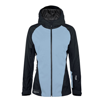 DAINESE - HP2 L4 - Ski Jacket - Women's - dusk blue/stretch limo/stretch limo