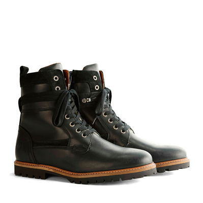 TRAVELIN' - NORDFOLD - Ankle Boots - Men's - black