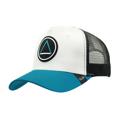 ULLER - NORTHERN - Casquette white black/blue