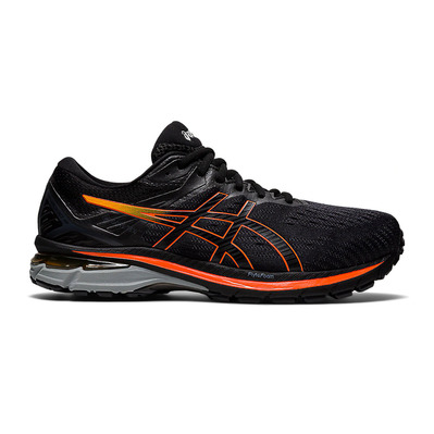 ASICS - GT-2000 9 GTX - Chaussures running Homme black/marigold orange