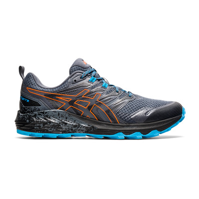 ASICS - GEL-TRABUCO TERRA - Trail Shoes - Men's - metropolis/marigold orange