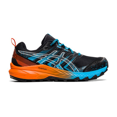 ASICS - GEL-TRABUCO 9 - Chaussures trail Homme black/white