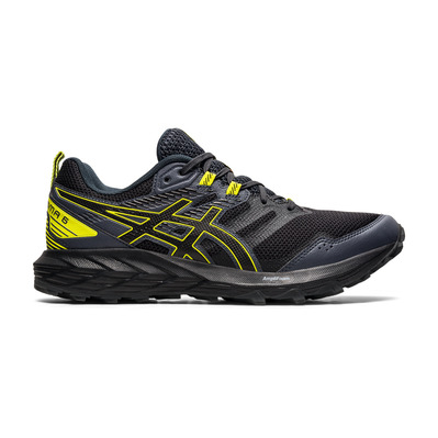ASICS - GEL-SONOMA 6 - Trail Shoes - Men's - graphite grey/sour yuzu