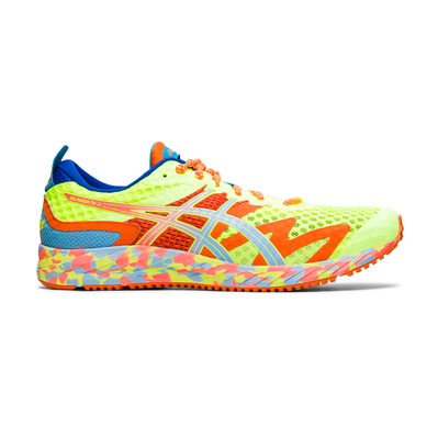 ASICS - GEL-NOOSA TRI 12 - Chaussures running Homme safety yellow/arctic sky