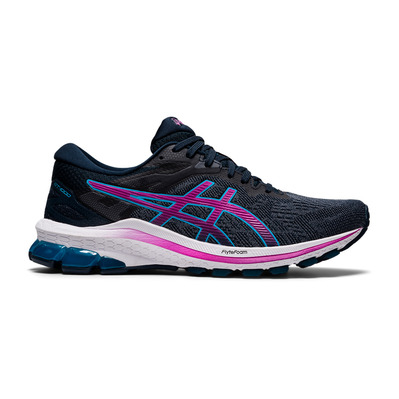 ASICS - GT-1000 10 - Chaussures running Femme french blue/digital grape